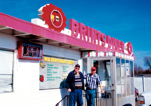 Robert Brincefield and  