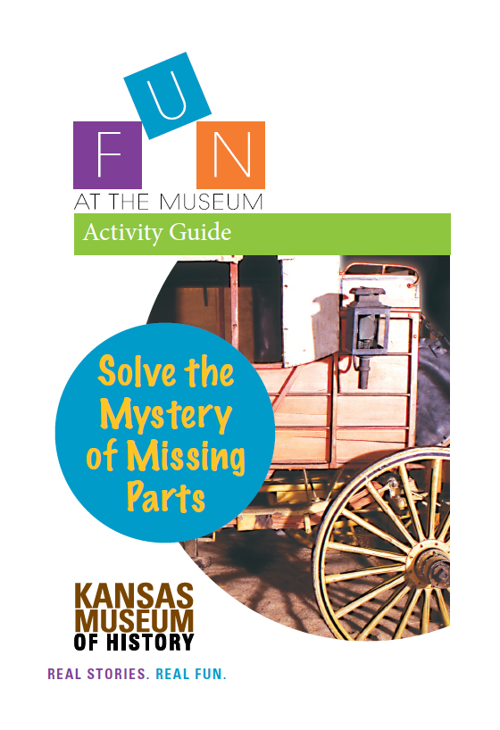 Fun at the Museum: Myster of the Missing Parts