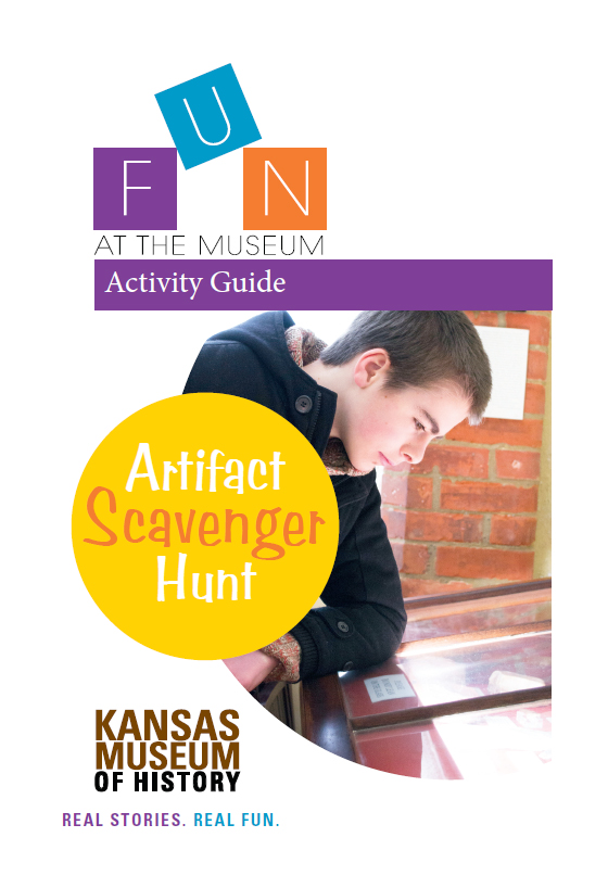 Fun at the Museum: Scavenger Hunt