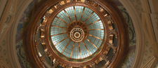 Kansas State Capitol inner dome, Topeka