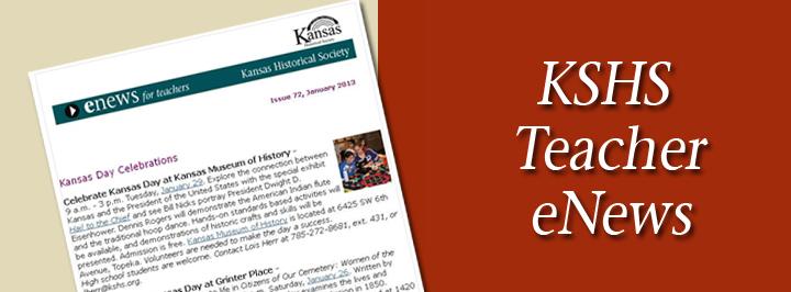 KSHS Teacher eNews