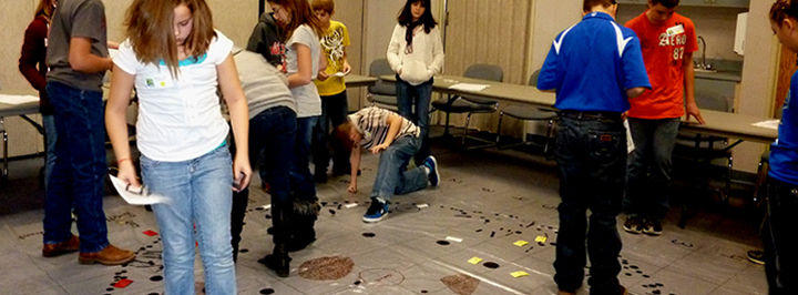 Project Archaeology in the classroom