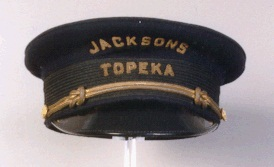 Uniform cap, Jackson's 23rd Regiment Band.