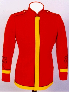 Iola Municipal Band uniform jacket