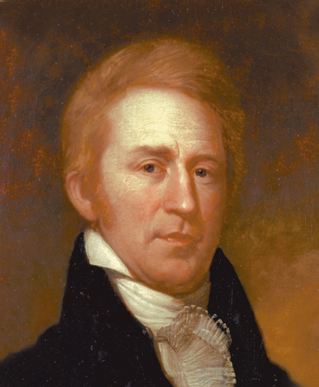 William Clark.  Image courtesy of Independence National  Historical Park.