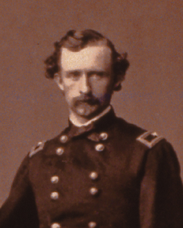 General George Armstrong Custer.  Image courtesy of U.S. 