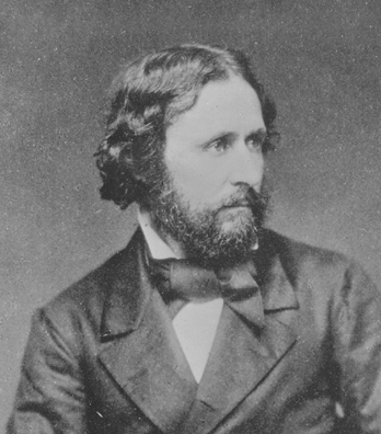 John C. Fremont.  Image courtesy of The Huntington Library,