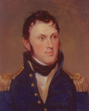 Major Stephen Long.  Image courtesy of Independence 
