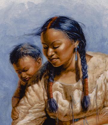 beyond lewis and clark sacagawea kansas historical society