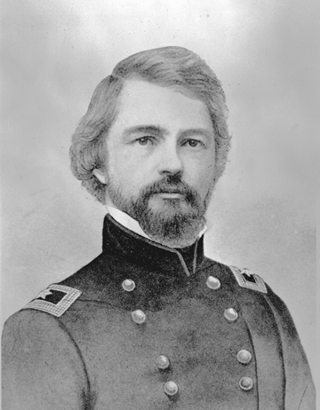 Isaac Stevens.  Image courtesy of Washington State 