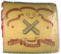 Blair's Battery regimental flag