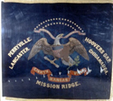Eighth Kansas Volunteer Infantry flag