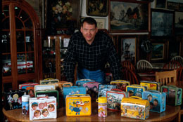 Kelly with his 