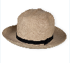 Panama hat worn by President Harry Truman.