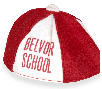Beanie worn by a student at Belvoir School, Topeka, during the 1950s.