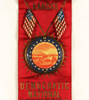 1896 Democratic convention ribbon