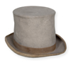 1892 Benjamin Harrison for President top hat