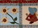 Kaw Valley album sampler quilt