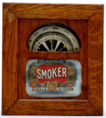 "This ""trade  stimulator"" circumvented gambling laws by paying out prizes in  cigars."