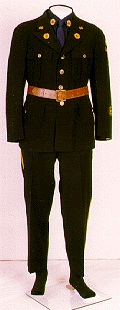 American Legion uniform.