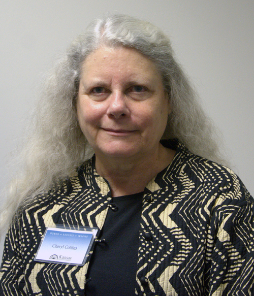 D. Cheryl Collins