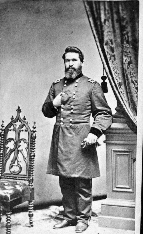 Civil War General James Blunt
