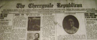Issue of the Cherryvale Republican