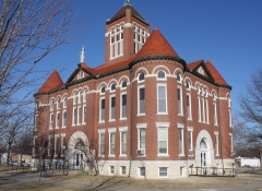 Anderson County Courthouse, Garnett