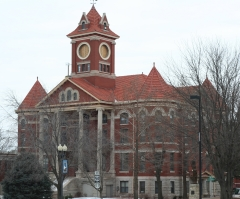 Butler County Courthouse, El Dorado