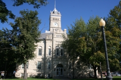 Clay County Courthouse, Clay Center