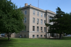 Comanche County Courthouse, Coldwater