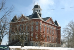 Doniphan County Courthouse, Troy