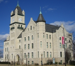 Douglas County Courthouse, Lawrence