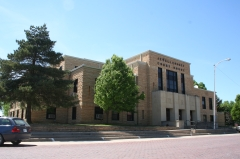 Jewell County Courthouse, Mankato