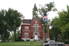 Linn County Courthouse, Mound City