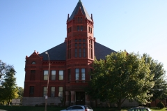 Marshall County Courthouse, Marysville