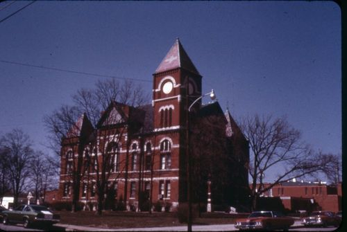 Miami County Courthouse, Paola