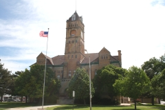 Mitchell County Courthouse, Beloit