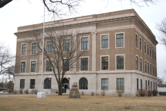 Osage County Courthouse, Lyndon