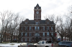 Rice County Courthouse, Lyons
