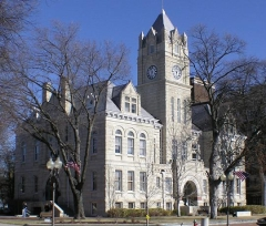 Riley County Courthouse, Manhattan
