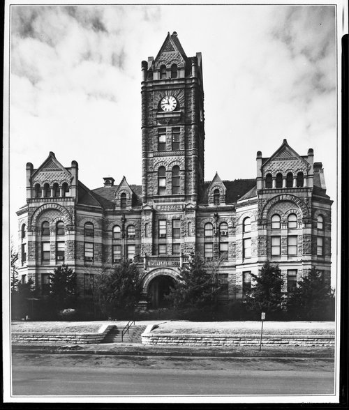 Shawnee County Courthouse, Topeka
