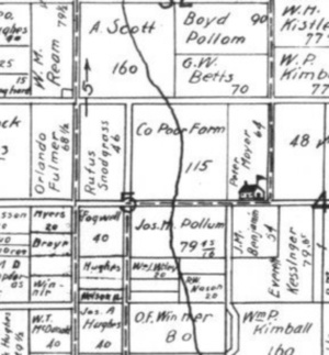Sumner County Kansas Map.Property Ownership Maps Or Plat Books Kansas Historical Society