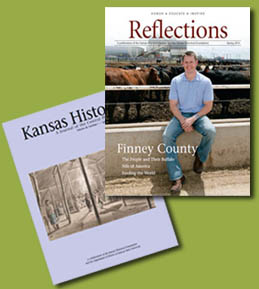 Reflections and Kansas History, Winter 2012/2013