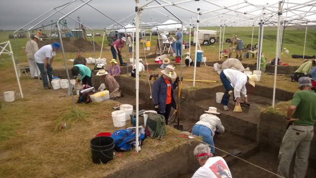 Kansas Archeology Training Program