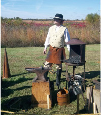 Mine Creek Civil War Battlefield State Historic Site - Heritage Day