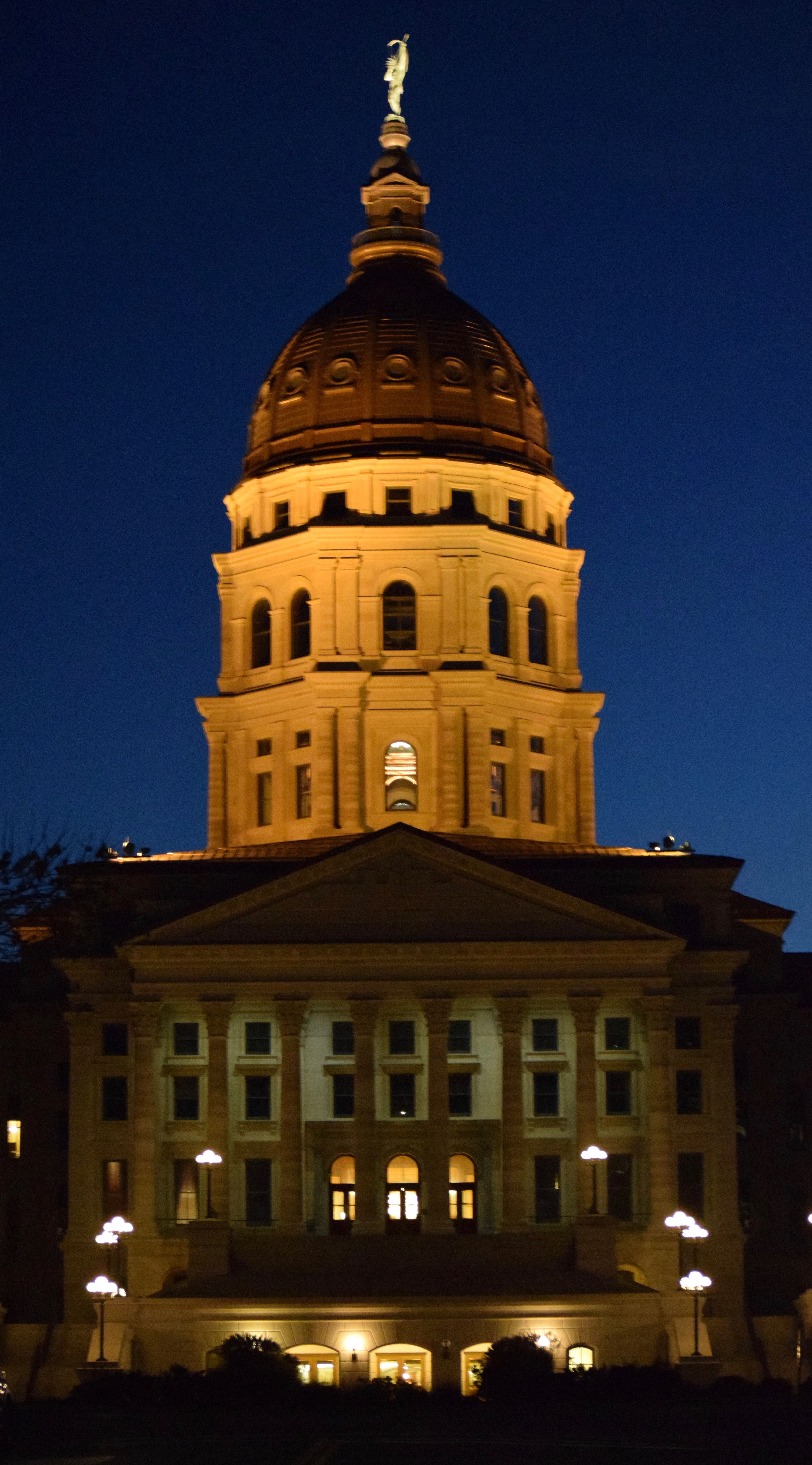 Our Beautiful Capitol at Night