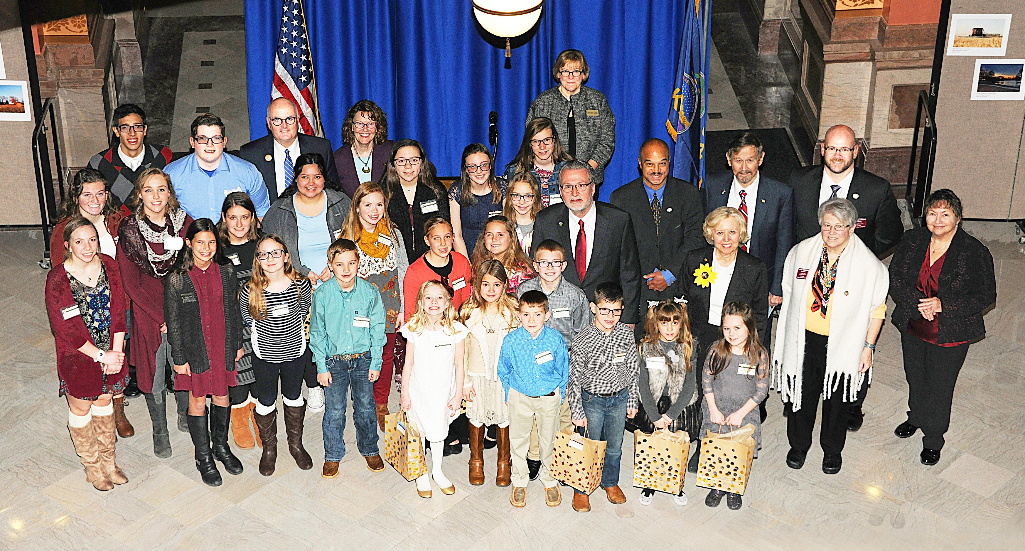 Happy Birthday, Kansas! Student Photo Contest winners January 29, 2019