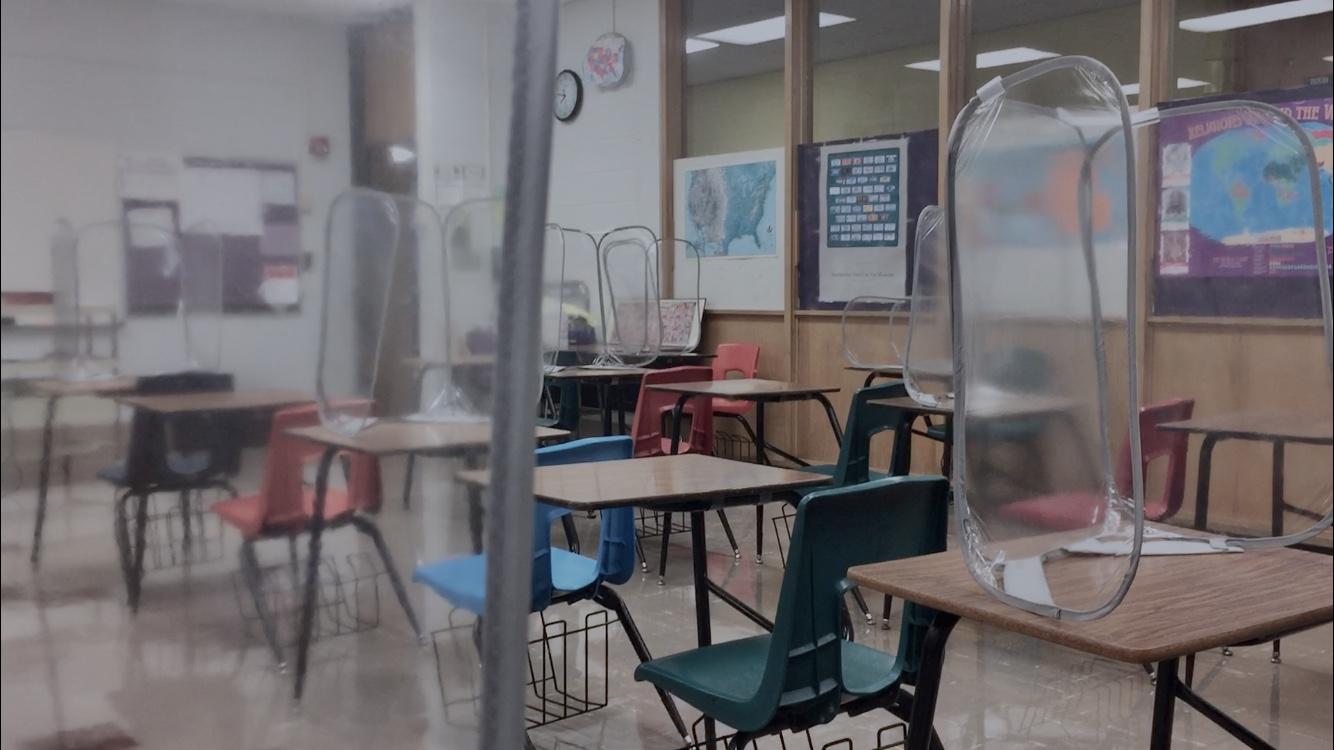 Somber Classroom