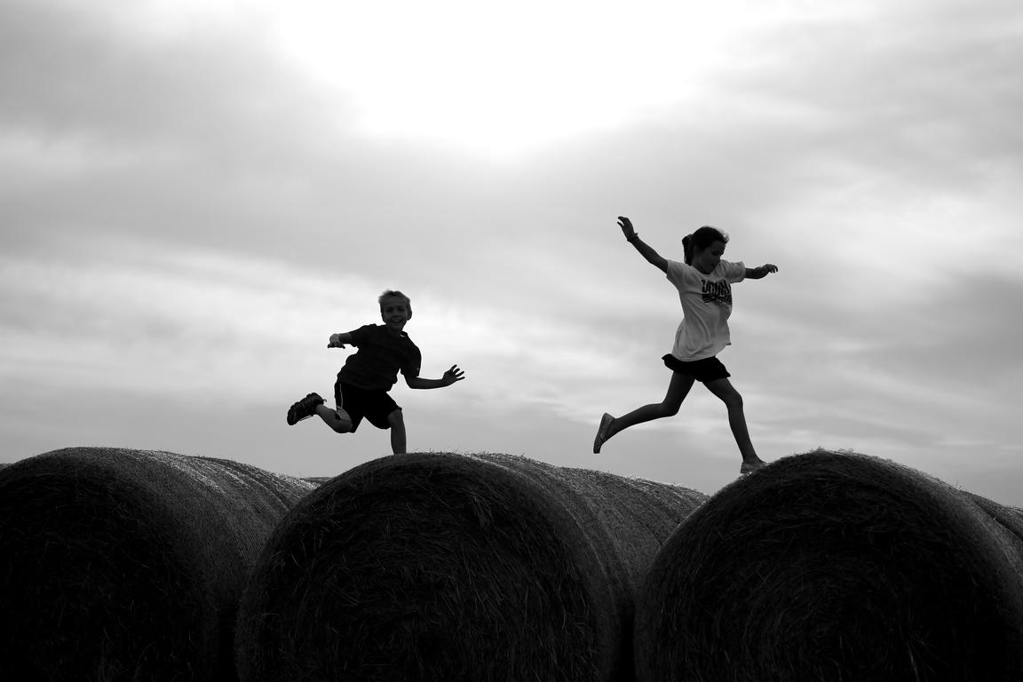 Haybale Jumpin'